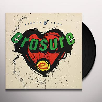 Erasure VICTIM OF LOVE (REMIX+DUB) / SOLDIER'S RETURN Vinyl Record
