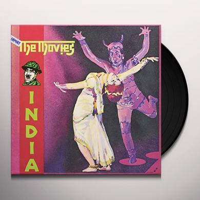 Movies INDIA Vinyl Record