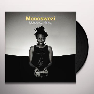 MONOSWEZI YANGA Vinyl Record - Digital Download Included
