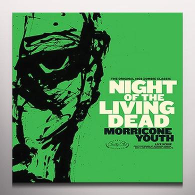 MORRICONE YOUTH (EP) (GRN) (LTD) (DLCD) NIGHT OF THE LIVING DEAD / O.S.T. (EP) Vinyl Record - Green Vinyl, Limited Edition