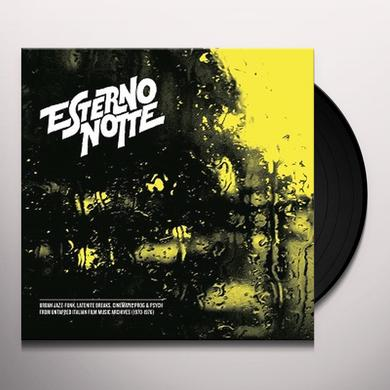 ESTERNO NOTTE / VARIOUS (W/CD) ESTERNO NOTTE / VARIOUS Vinyl Record