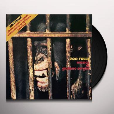 Giuliano Sorgini ZOO FOLLE / O.S.T. Vinyl Record