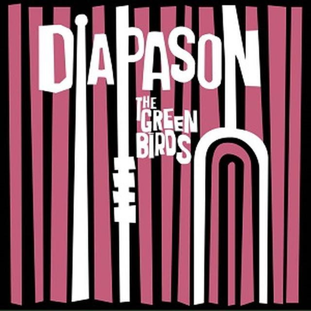 GREEN BIRDS DIAPASON / O.S.T. Vinyl Record