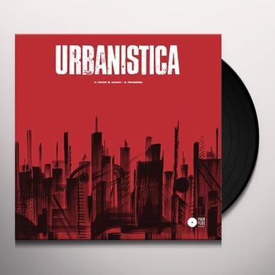 Gerardo Iacoucci URBANISTICA / O.S.T. Vinyl Record
