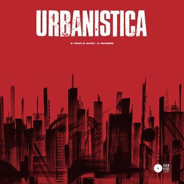 IACOUCCI,GERARDO URBANISTICA / O.S.T. Vinyl Record