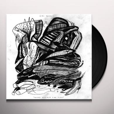 GIRL TEARS WOKE AGAINST THE TIDE Vinyl Record - Digital Download Included