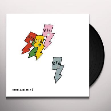 DFA COMPILATION 1 Vinyl Record