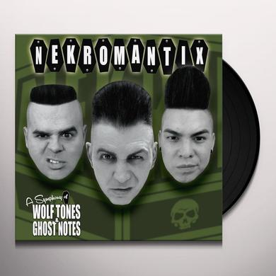 Nekromantix SYMPHONY OF WOLF TONES & GHOST NOTES Vinyl Record - Digital Download Included