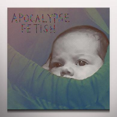 Lou Barlow APOCALYPSE FETISH Vinyl Record - Clear Vinyl, Digital Download Included