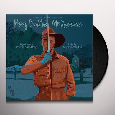 Ryuichi Sakamoto MERRY CHRISTMAS MR LAWRENCE / O.S.T. Vinyl Record - 180 Gram Pressing, Digital Download Included
