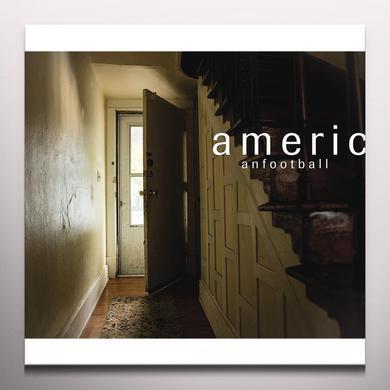 AMERICAN FOOTBALL Vinyl Record - Colored Vinyl, 180 Gram Pressing, Orange Vinyl, Digital Download Included