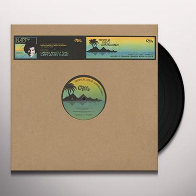 Nadie Lafond & Embryo AL KENT & FRANKIE FRANCIS SOFRITO EDITS Vinyl Record