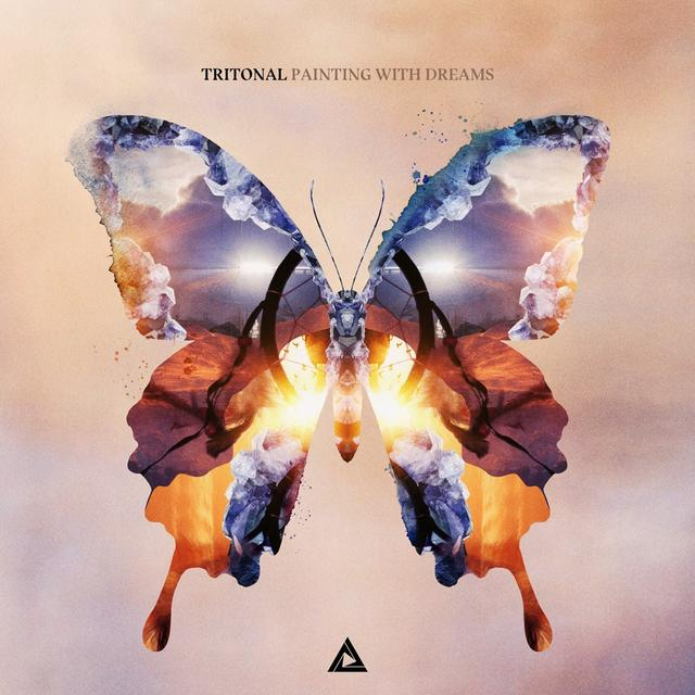 Tritonal PAINTING WITH DREAMS Vinyl Record - Holland Import