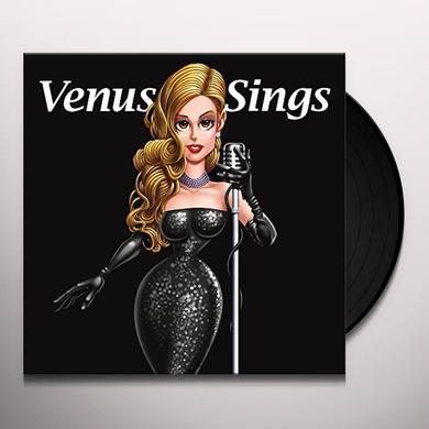 VENUS SINGS / VARIOUS (JPN) VENUS SINGS / VARIOUS Vinyl Record