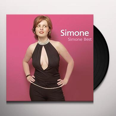Simone BEST Vinyl Record - Japan Import