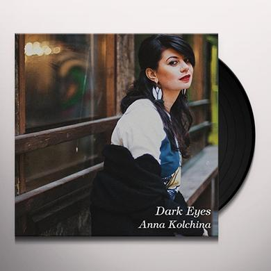 Anna Kolchina DARK EYES Vinyl Record