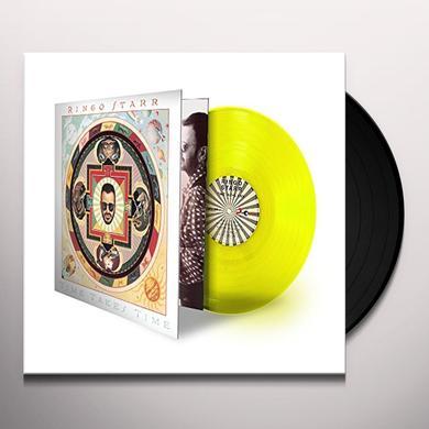 Ringo Starr TIME TAKES TIME Vinyl Record