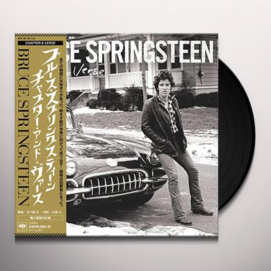 Springsteen,Bruce CHAPTER & VERSE Vinyl Record