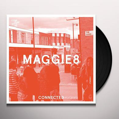 MAGGIE8 / CEILING DEMONS CONNECTED / LOST THE WAY Vinyl Record - UK Import