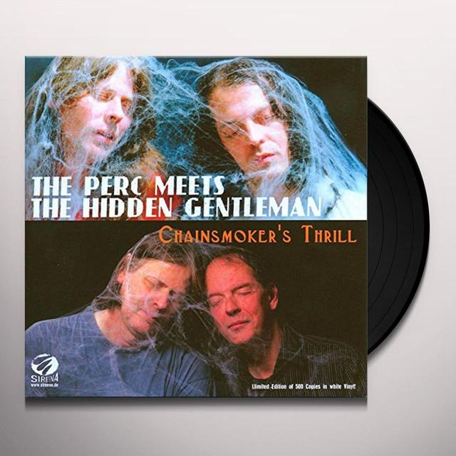 PERC MEETS THE HIDDEN GENTLEMAN & RUMBLE ON THE CHAINSMOKER'S THRILL / PURPLE RAIN Vinyl Record - UK Import