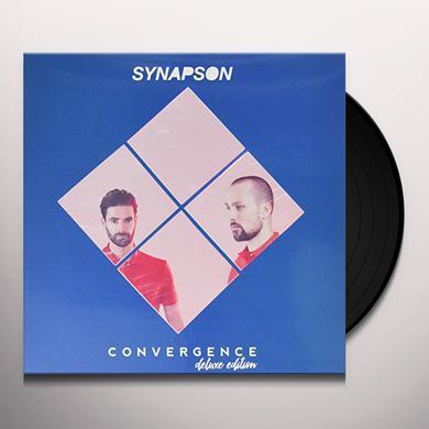 Synapson CONVERGENCE Vinyl Record