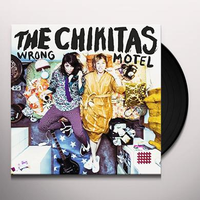 Chikitas WRONG MOTEL Vinyl Record