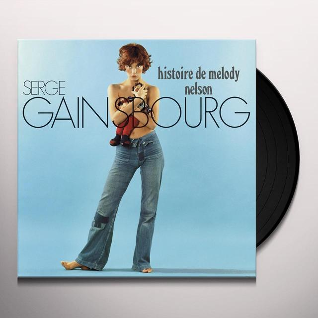 Serge Gainsbourg HISTOIRE DE MELODY NELSON (FRA) Vinyl Record