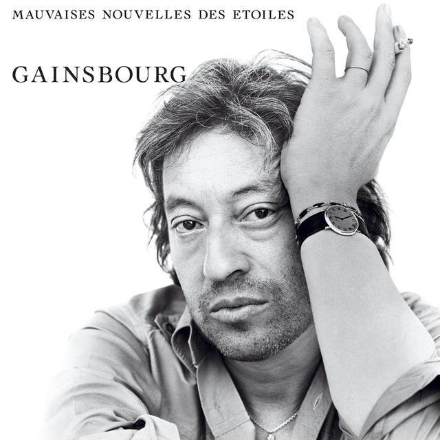 Serge Gainsbourg MAUVAISES NOUVELLES DES ETOILES (FRA) Vinyl Record