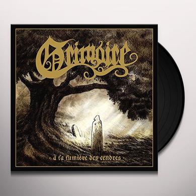 GRIMOIRE LA LUMIERE DES CENDRES Vinyl Record