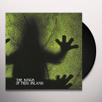 KINGS OF FROG ISLAND IV Vinyl Record - UK Import
