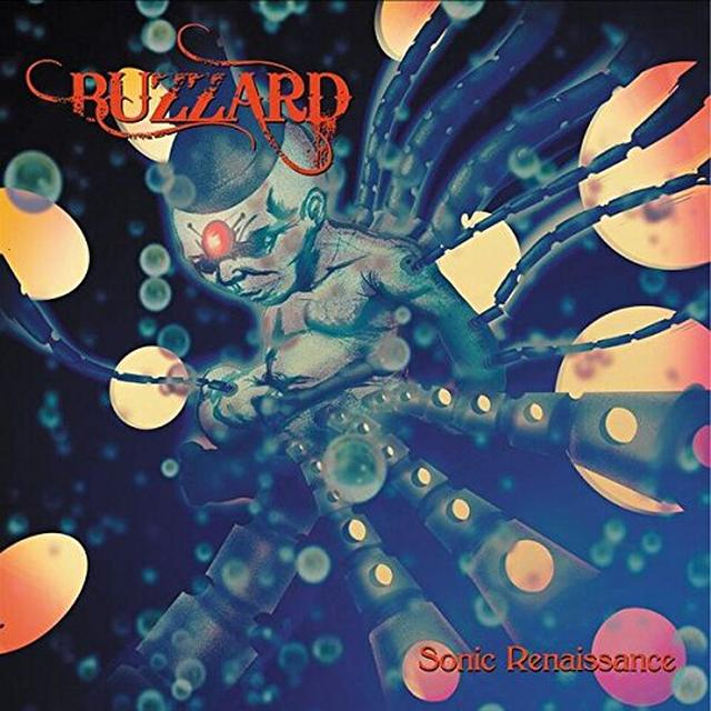 BUZZARD SONIC RENAISSANCE Vinyl Record - UK Import