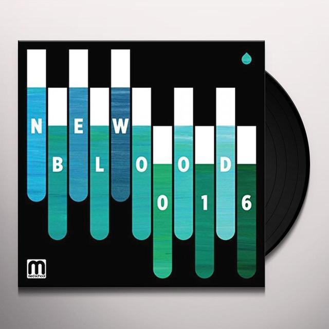 NEW BLOOD 016 / VARIOUS (W/CD) (UK) NEW BLOOD 016 / VARIOUS Vinyl Record - w/CD, UK Import