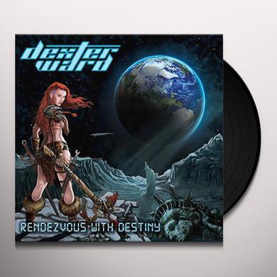 Dexter Ward RENDEZVOUS WITH DESTINY Vinyl Record