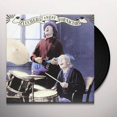 Zucchero MISERERE Vinyl Record