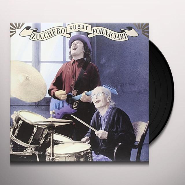 Zucchero MISERERE Vinyl Record - Italy Import