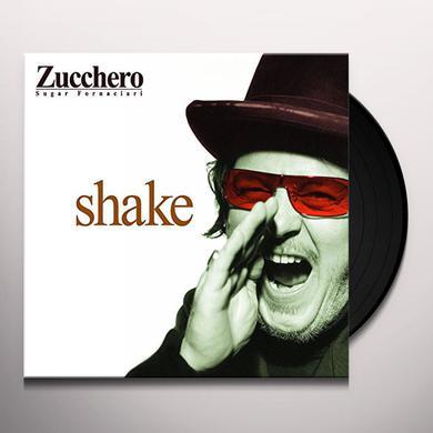 Zucchero SHAKE Vinyl Record