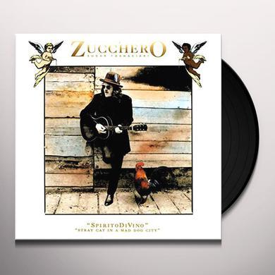 Zucchero SPIRITO DIVINO Vinyl Record