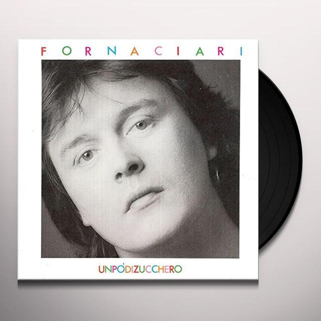 UN PO DI ZUCCHERO Vinyl Record - Italy Import