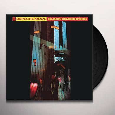 Depeche Mode BLACK CELEBRATION Vinyl Record - Holland Import