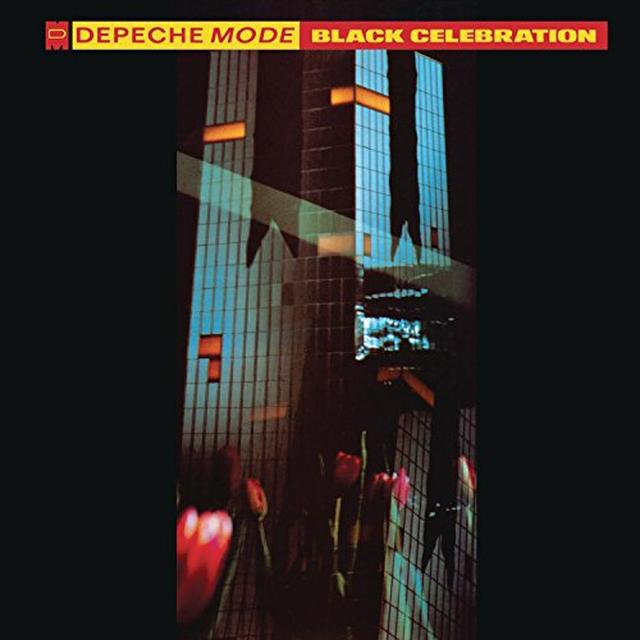 Depeche Mode BLACK CELEBRATION Vinyl Record - Holland Import