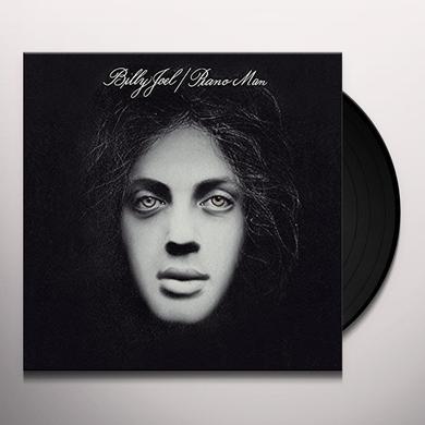 Billy Joel PIANO MAN Vinyl Record - Holland Import