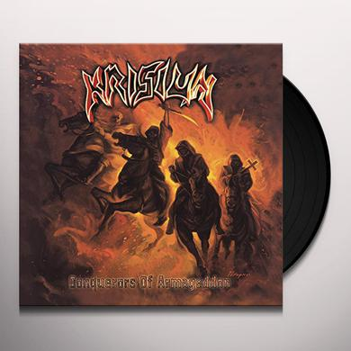 Krisiun CONQUERORS OF ARMAGEDDON Vinyl Record - Reissue, Holland Import