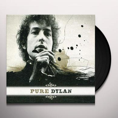 PURE DYLAN: INTIMATE LOOK AT BOB DYLAN Vinyl Record - Holland Import