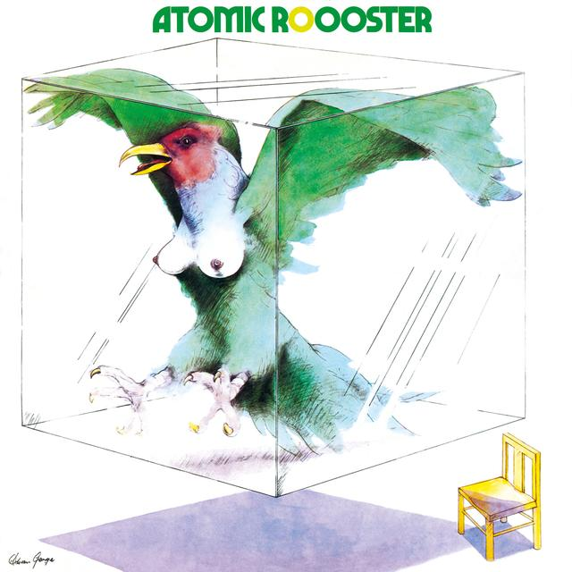 ATOMIC ROOSTER Vinyl Record - Holland Import