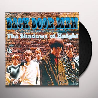 Shadows Of Knight BACK DOOR MEN Vinyl Record - Holland Import