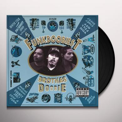 Funkdoobiest BROTHAS DOOBIE Vinyl Record - Holland Import