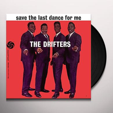 Drifters SAVE THE LAST DANCE FOR ME Vinyl Record - Holland Import