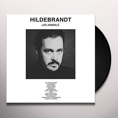 HILDEBRANT LES ANIMALS Vinyl Record