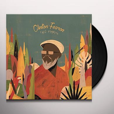 Clinton Fearon THIS MORNING (FRA) Vinyl Record