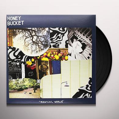 HONEY BUCKET MAGICAL WORLD Vinyl Record